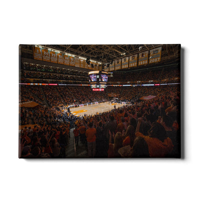 Tennessee Volunteers - Thompson-Boling B Ball - College Wall Art #Canvas