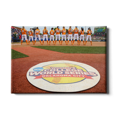 Tennessee Volunteers - WCWS - College Wall Art #Canvas