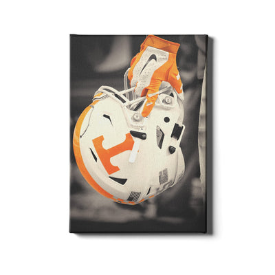 Tennessee Volunteers - Ready for Battle Smokey Orange - College Wall Art #Canvas