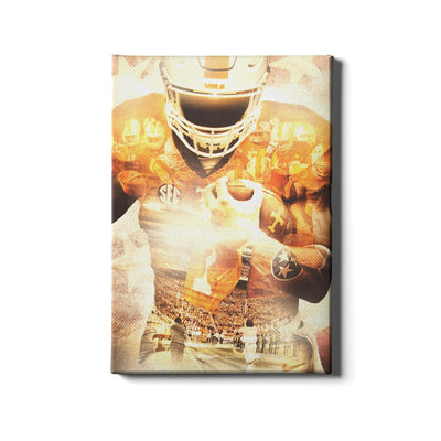 Tennessee Volunteers - Ultimate Vol - College Wall Art #Canvas