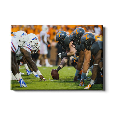Tennessee Volunteers - Florida Showdown - College Wall Art #Canvas