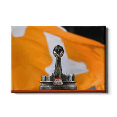Tennessee Volunteers - BaB Trophy - College Wall Art #Canvas