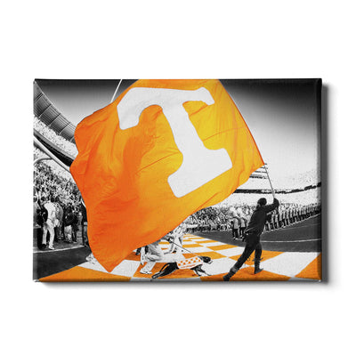 Tennessee Volunteers - Tennessee Pride - College Wall Art #Canvas