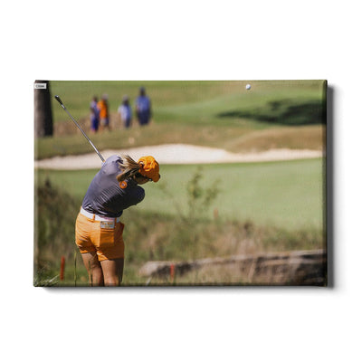 Tennessee Volunteers - Lady Vols Golf - College Wall Art #Canvas