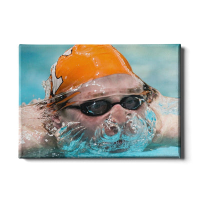 Tennessee Volunteers - Swim - College Wall Art #Canvas