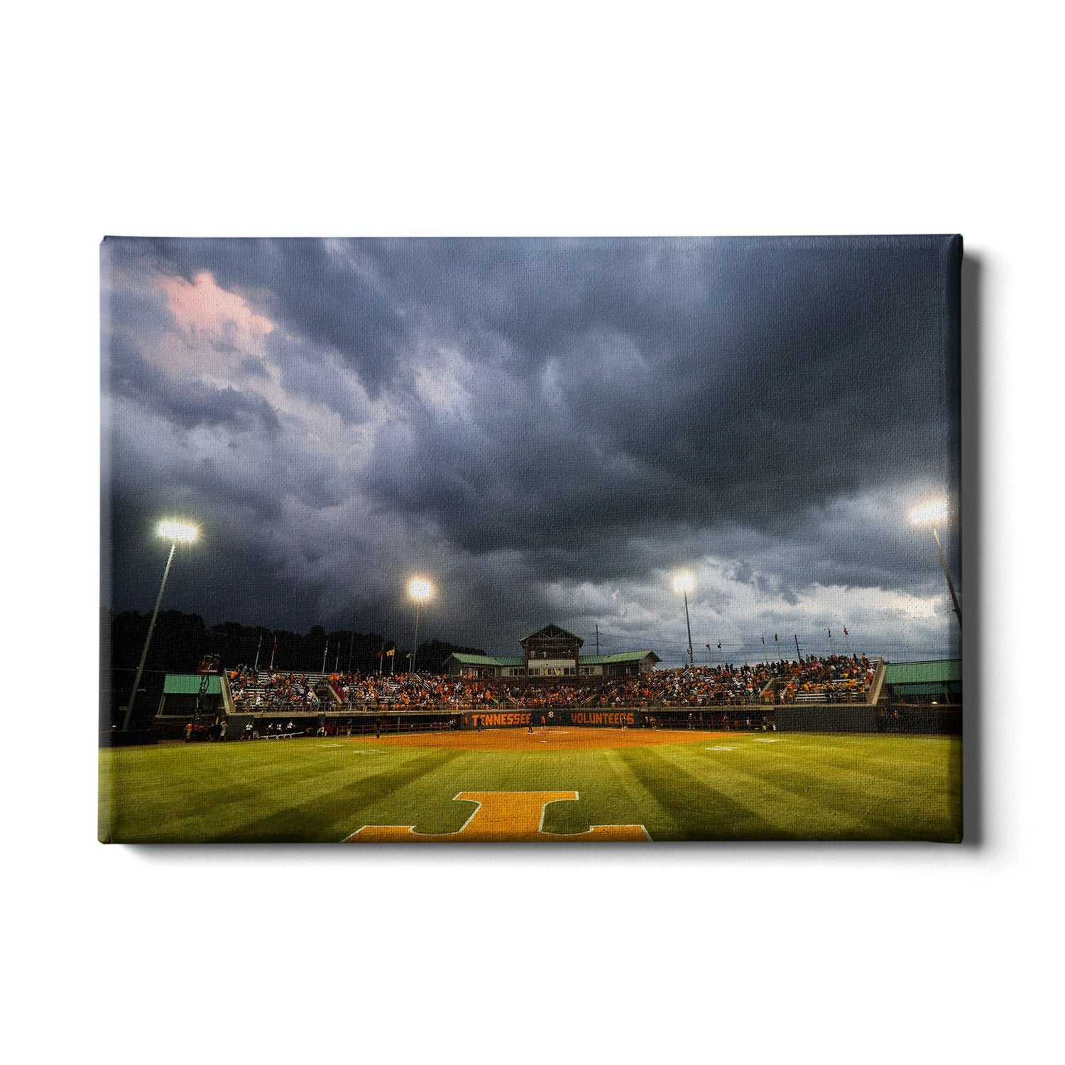 Tennessee Volunteers - Lady Vol Softball - College Wall Art #Canvas