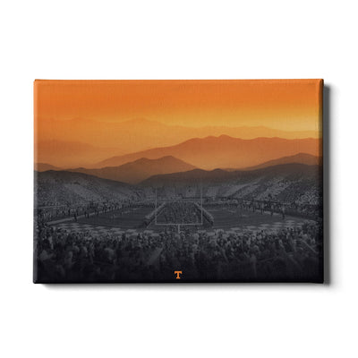 Tennessee Volunteers - Smokies Strong - College Wall Art #Canvas