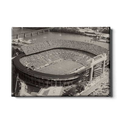 Tennessee Volunteers - Neyland Stadium 1970's - College Wall Art #Canvas