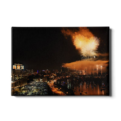 Tennessee Volunteers - Booms Day - College Wall Art #Canvas