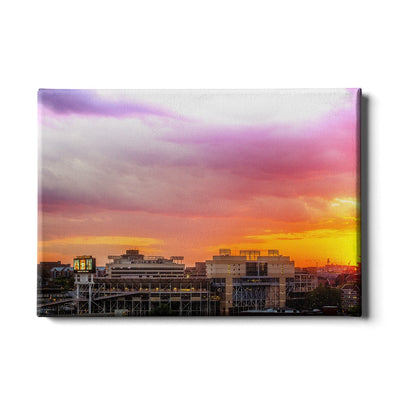 Tennessee Volunteers - Dynamic Neyland - College Wall Art #Canvas