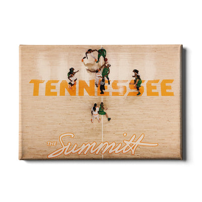 Tennessee Volunteers - The Summitt - College Wall Art #Canvas