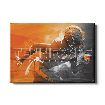 Tennessee Volunteers - Smoke You - College Wall Art #Canvas