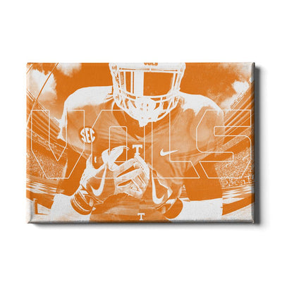 Tennessee Volunteers - Vol 2018 - College Wall Art #Canvas