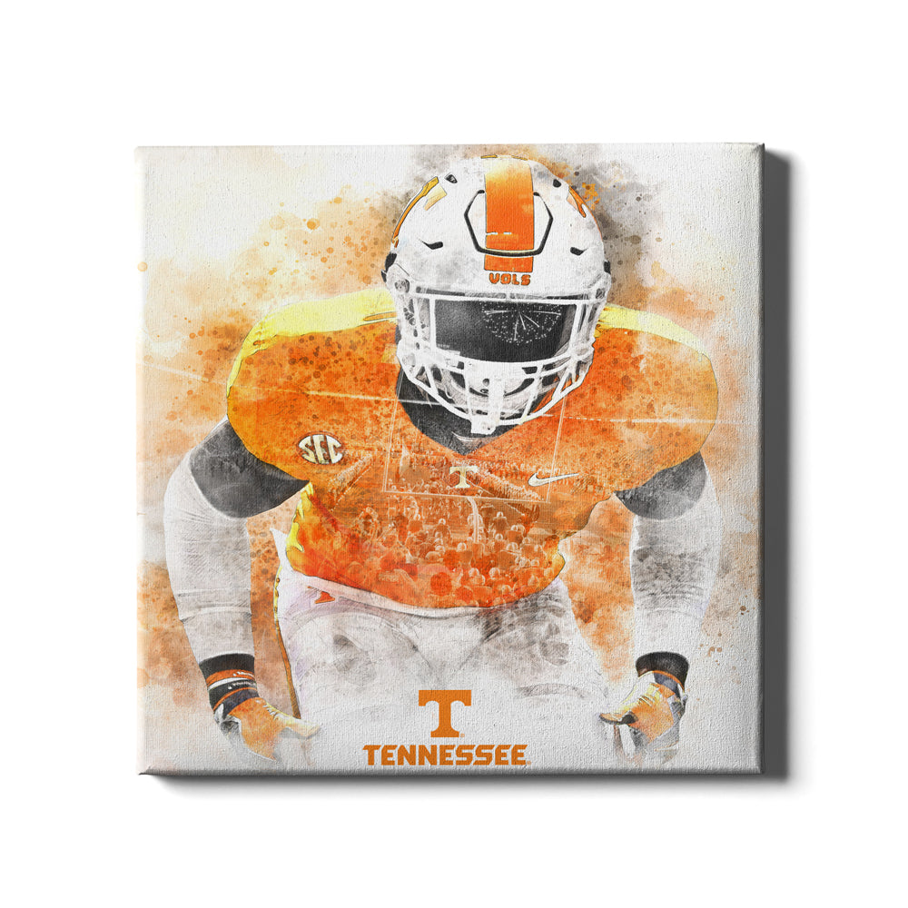 Tennessee Volunteers - Vol Art - College Wall Art #Canvas