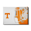 Tennessee Volunteers - Tennessee Football Wall Art - College Wall Art #Canvas