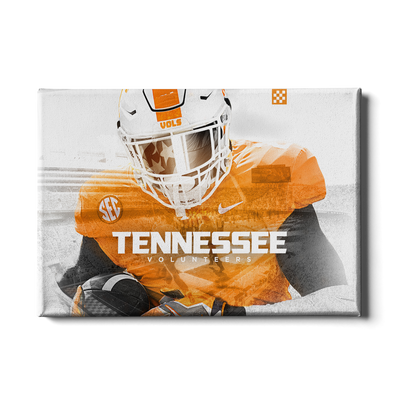 Tennessee Volunteers - 2018 Vols - College Wall Art #Canvas