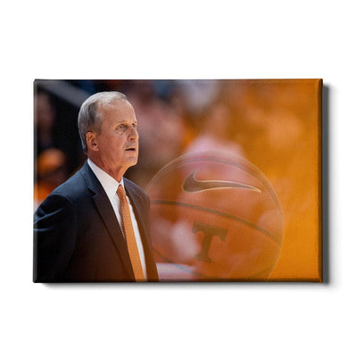 Tennessee Volunteers - Rick Barnes - College Wall Art #Canvas