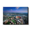 Tennessee Volunteers - Aerial Neyland on the Tennessee River - College Wall Art #Canvas