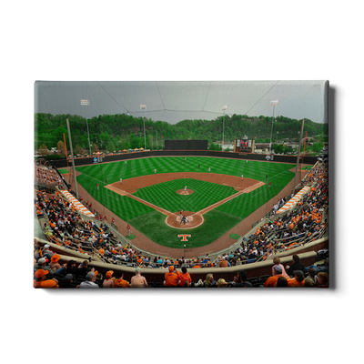 Tennessee Volunteers - Lindsey Nelson Stadium - College Wall Art #Canvas