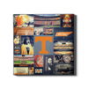 Tennessee Volunteers - Football Traditions - College Wall Art #Canvas