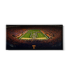 Tennessee Volunteers - Tennessee T Pano - College Wall Art #Canvas