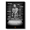 Tennessee Volunteers - Game Maxims - College Wall Art #Canvas