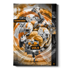 Tennessee Volunteers - Football Time - College Wall Art #Canvas