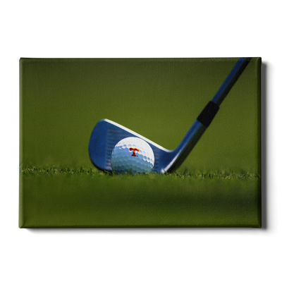 Tennessee Volunteers - Tennessee Golf - College Wall Art #Canvas