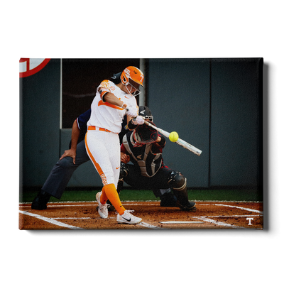 Tennessee Volunteers - Tennessee Softball - College Wall Art #Canvas
