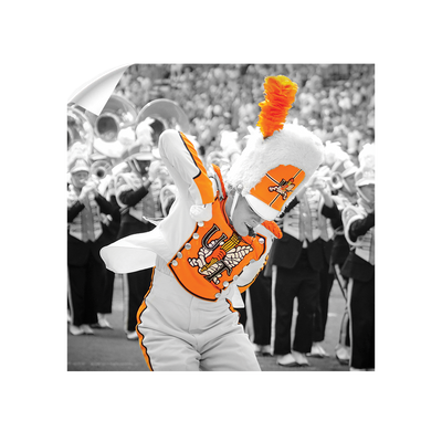 Tennessee Volunteers - Drum Major #Wall Decal