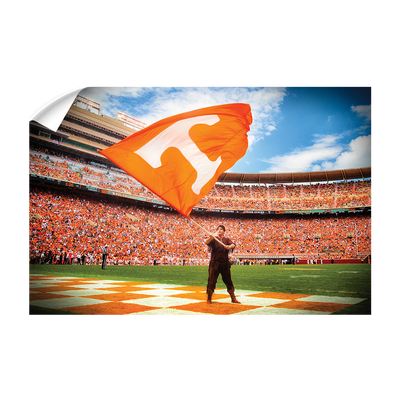 Tennessee Volunteers - Volunteer - College Wall Art #Wall Decal
