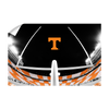 Tennessee Volunteers - Checkerboard Goal Post - College Wall Art #Wall Decal