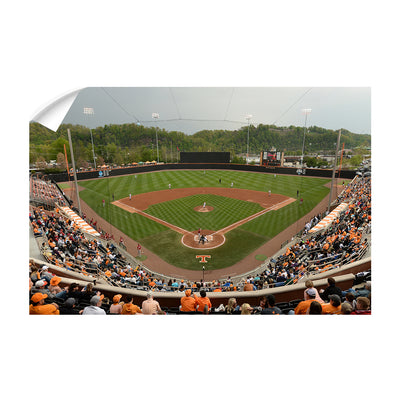 Tennessee Volunteers - UT Baseball - College Wall Art #Wall Decal