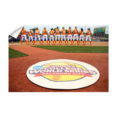 Tennessee Volunteers - WCWS - College Wall Art #Wall Decal