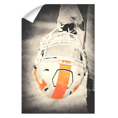 Tennessee Volunteers - Warrior Smokey Orange - College Wall Art #Wall Decal