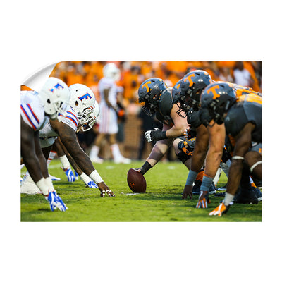Tennessee Volunteers - Florida Showdown - College Wall Art #Wall Decal