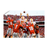 Tennessee Volunteers - The Catch TN vs. GA - College Wall Art #Wall Decal