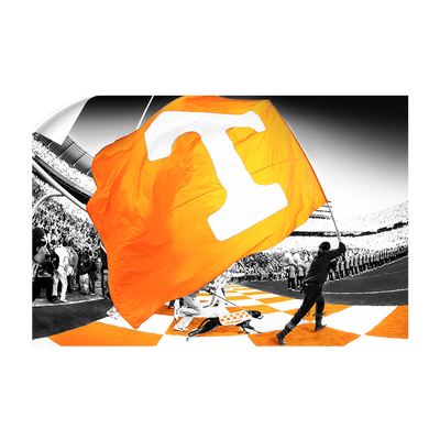 Tennessee Volunteers - Tennessee Pride - College Wall Art #Wall Decal