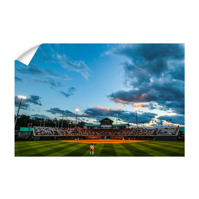Tennessee Volunteers - Tennessee Softball - College Wall Art #Wall Decal