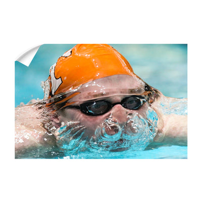 Tennessee Volunteers - Swim - College Wall Art #Wall Decal
