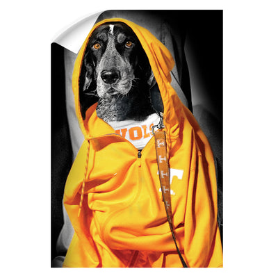 Tennessee Volunteers - Smokey Hood - College Wall Art #Wall Decal