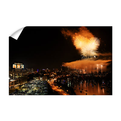 Tennessee Volunteers - Booms Day - College Wall Art #Wall Decal