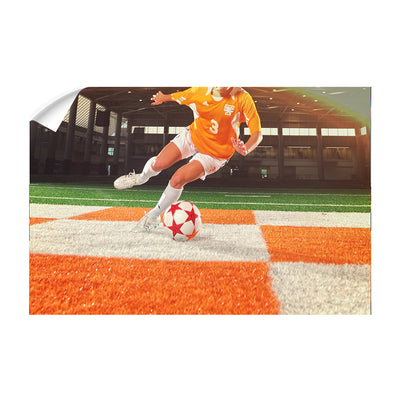 Tennessee Volunteers - Lady Vols Soccer - College Wall Art #Wall Decal