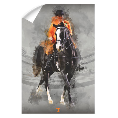 Tennessee Volunteers - TN Walking Horse - College Wall Art #Wall Decal