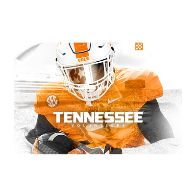 Tennessee Volunteers - 2018 Vols - College Wall Art #Wall Decal