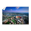 Tennessee Volunteers - Aerial Neyland on the Tennessee River - College Wall Art #Wall Decal