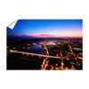 Tennessee Volunteers - Aerial sunset over Neyland - College Wall Art #Wall Decal