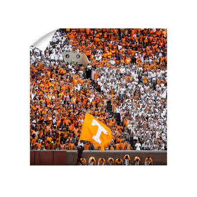 Tennessee Volunteers - Tradition - College Wall Art #Wall Decal