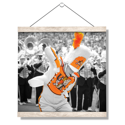 Tennessee Volunteers - Drum Major #Hanging Canvas