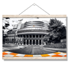 Tennessee Volunteers - Neyland B&W - College Wall Art #Hanging Canvas